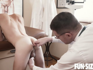 FSBoys - Chase & Dr. Wolf - Chapter 2 - Doctor Follow Up