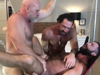 Jake Mitchell, Jake Nicola and Vince Parker (JFF)