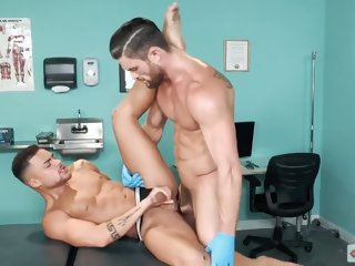 Beaux Banks And Ryan Rose - Fuck Me Doctor