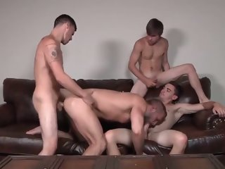 Stepfathers Secret With Asher Hawk, Trevor Spade And Dirk Caber