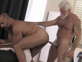 Fabulous Adult Video Homo Old/young Fantastic Show bear