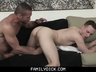 A Father's Love Ch 4: Tickle Torture - FamilyDick