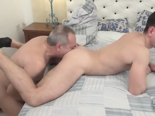 My First Daddy - Hot Daddies Fucking Twinks Bareback - Vol 4 - Suggest Model