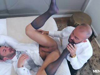 Excellent Sex Video Gay Stockings Newest Ever Seen