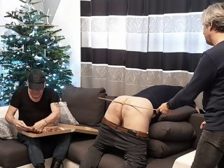 Pizza And Spanking