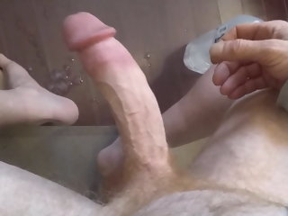 Why does my big cock cum for so long?