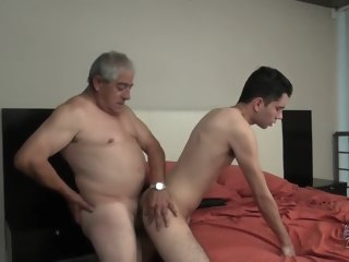 Suggest Model - My First Daddy - Hot Daddies Fucking Twinks Bareback - Vol 2